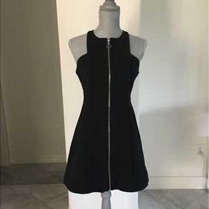 Free People Woven O-Ring Cocktail Dress